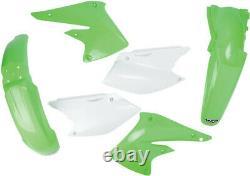14030246 Komplettes Bodykit kawasaki kxf250 OEM-Farbe KAWASAKI KX F UFO