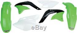 14030248 Komplettes Bodykit kawasaki kxf450 OEM-Farbe KAWASAKI KX F UFO