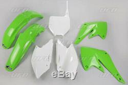 14031254 kit de cuerpo completo Kawasaki kxf250 OEM color KAWASAKI KX F UFO
