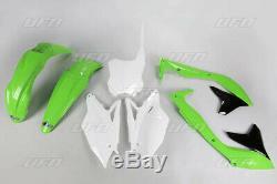14031791 kit de cuerpo completo Kawasaki kxf450 OEM color KAWASAKI KX F UFO