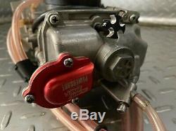 2007 Kawasaki KX250F OEM Carburetor FCR Keihen KX 250F KXF 250 04-10