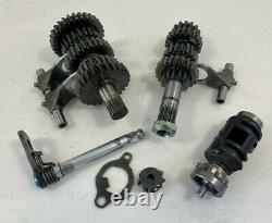 2007 Kawasaki KX250F Transmission OEM Complete Gears Shafts 06 07 08 KX 250F KXF