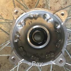 2007 Kawasaki Kx250f Oem Front Wheel DID Kx450f Kxf250 Kxf450