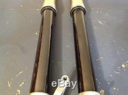 2009 09 Kawasaki KX450F KXF450 450 KX front forks suspension 10 11 12 13 14 OEM