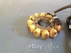2009 09 Kawasaki KX450F KXF450 450 KX ignition stator generator 10 11 12 OEM