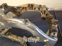 2009 09 Kawasaki KX450F KXF450 450 KX main frame chassis 10 11 OEM
