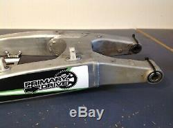 2009 09 Kawasaki KX450F KXF450 450 KX swingarm suspension 09 10 OEM