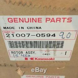 2009-2015 Kawasaki KX450F Flywheel Rotor OEM 9.0 21007-0594 KX 450F KXF450