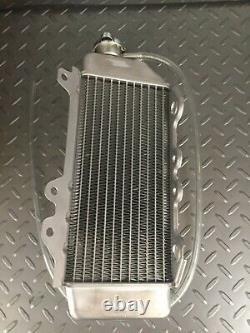2009-2016 Kawasaki KX250F RIGHT Radiator 39061-0168 OEM KXF250 KX 250F Coolant