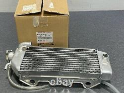 2009-2016 Kawasaki KX250F RIGHT Radiator NEW 39061-0168 OEM KXF250 KX 250F