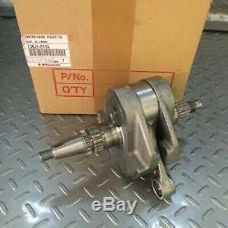 2010-2015 Kawasaki KX450F Crankshaft OEM 13031-0133 Crank Shaft KX 450F NEW KXF