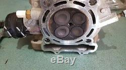 2011-2012 Kawasaki KX250F Cylinder Head OEM 11008-0788 KX 250F NEW KXF 250