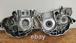 2011 Kawasaki Kxf 250 Oem Left And Right Crankcase Halves 201901
