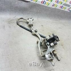 2014 2004-2019 Kawasaki KX250F KX450F OEM Rear Brake Assembly KXF250 KXF450 250F