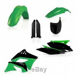 Acerbis Full Plastic Kit (oem'10) Kawasaki Kx 250f Kxf 250 2009 2010 2011 2012