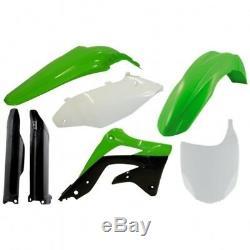 Acerbis Full Plastic Kit (oem) Kawasaki Kx 450f Kxf 450 2012