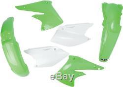 Complete body kit kawasaki kxf250 oem-color KAWASAKI KX F UFO