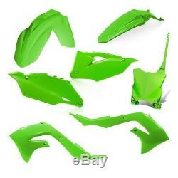 Cycra Plastic Kit Oem Green Kawasaki KXF450 KX450 2019 2020