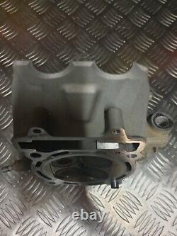 KAWASAKI KXF 450 EFI cylinder head 2016 16 to 18 kxf efi kawasaki OEM