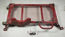 KAWASAKI Tecate 3 (KXF 250) OEM Front radiator shield/ guard/ headlight mount