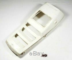 KAWASAKI Tecate 4 (KXF250) OEM Front center hood plastic cover (WHITE) 87 88