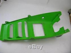 Kawasaki 87-88 Tecate-4 Green Hood Fender Cover Factory OEM 1987-1988 KXF250