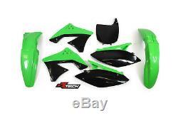 Kawasaki KX250F 2009 2010 2011 2012 Plastic Kit Plastics KXF-OEM-509