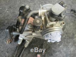 Kawasaki KXF250 2011 Used genuine oem throttle body assembly unit KX1695