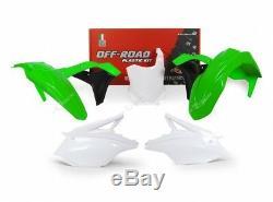 Kawasaki KXF250 2017 2018 Plastic Kit Plastics KXF-OEM-519