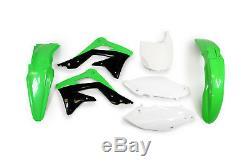 Kawasaki KXF450 2012 Plastic Kit