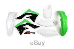 Kawasaki KXF450 2013 2014 2015 Plastic Kit Plastics KXF-OEM-515