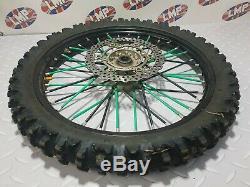 Kawasaki Kxf 250 2009- Front Wheel Oem