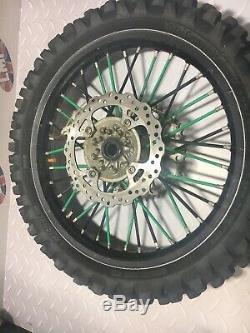 Kawasaki Kxf 250 2009- Rear Wheel Oem