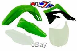 Kawasaki Kxf450 Plastic Kit Oem 2012 Kxf 450