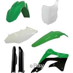 Kawasaki Plastic Kit Kxf450 2013 2015 Acerbis Oem Full Plastic Kit