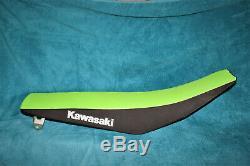 Kawasaki kxf 450 seat. 2017 complete seat (unused) oem