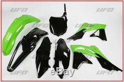 Kit Plastiche Complete Oem Ufo Kawasaki Kxf 250 2013