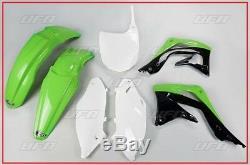 Kit Plastiche Complete Oem Ufo Kawasaki Kxf 450 2012