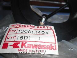 NOS Kawasaki KXF250 TECATE 4 250 OEM Genuine Air Filter Box Cage 13091-1404