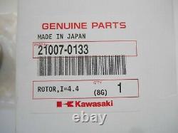 New 2009 2010 Kawasaki Kx250f Kxf 250 Kxf250 Kx 250f Rotor I = 4.4 Oem Stock