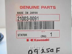 New 2009 2010 Kawasaki Kx250f Kxf 250 Kxf250 Kx 250f Stator Oem Stock
