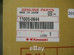New Kawasaki OEM Cylinder Jug Barrel 11005-0644 KX250F KX 250F KXF 250 2015-2016