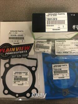 OEM Kawasaki 2020 KX250F KX250 KXF250 250F Top End Kit Rebuild Piston