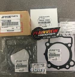 OEM Kawasaki 2022 KX250F KX250 KXF250 250F Top End Kit Rebuild Piston