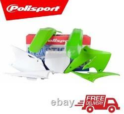 Polisport Plastic Kit Kawasaki KXF250 2004-2005 OEM COLOUR PLASTICS BOX KIT