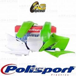 Polisport Plastics Box Kit For Kawasaki KX 250F KXF 250 (04-05 OEM Colours) 2004