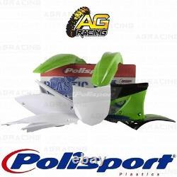 Polisport Plastics Box Kit For Kawasaki KX 450F KXF 450 OEM Colours 2009-2011
