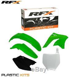RFX MX Plastic Kit (OEM) For Kawasaki KX 250F KXF 250 2006 2007 2008