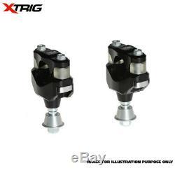 RFX Xtrig Bar Mount Kit OEM PHDS Rubber Kawasaki KXF 2013- 2017 Size 28.4mm Bar