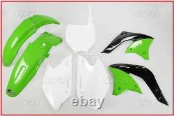 Set Plastic Complete OEM UFO Kawasaki Kxf 250 2006